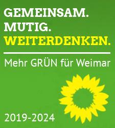 Kommunalwahlprogramm der GRÜNEN Weimar als PDF downloaden (656kB)